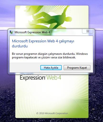 expressionweb4