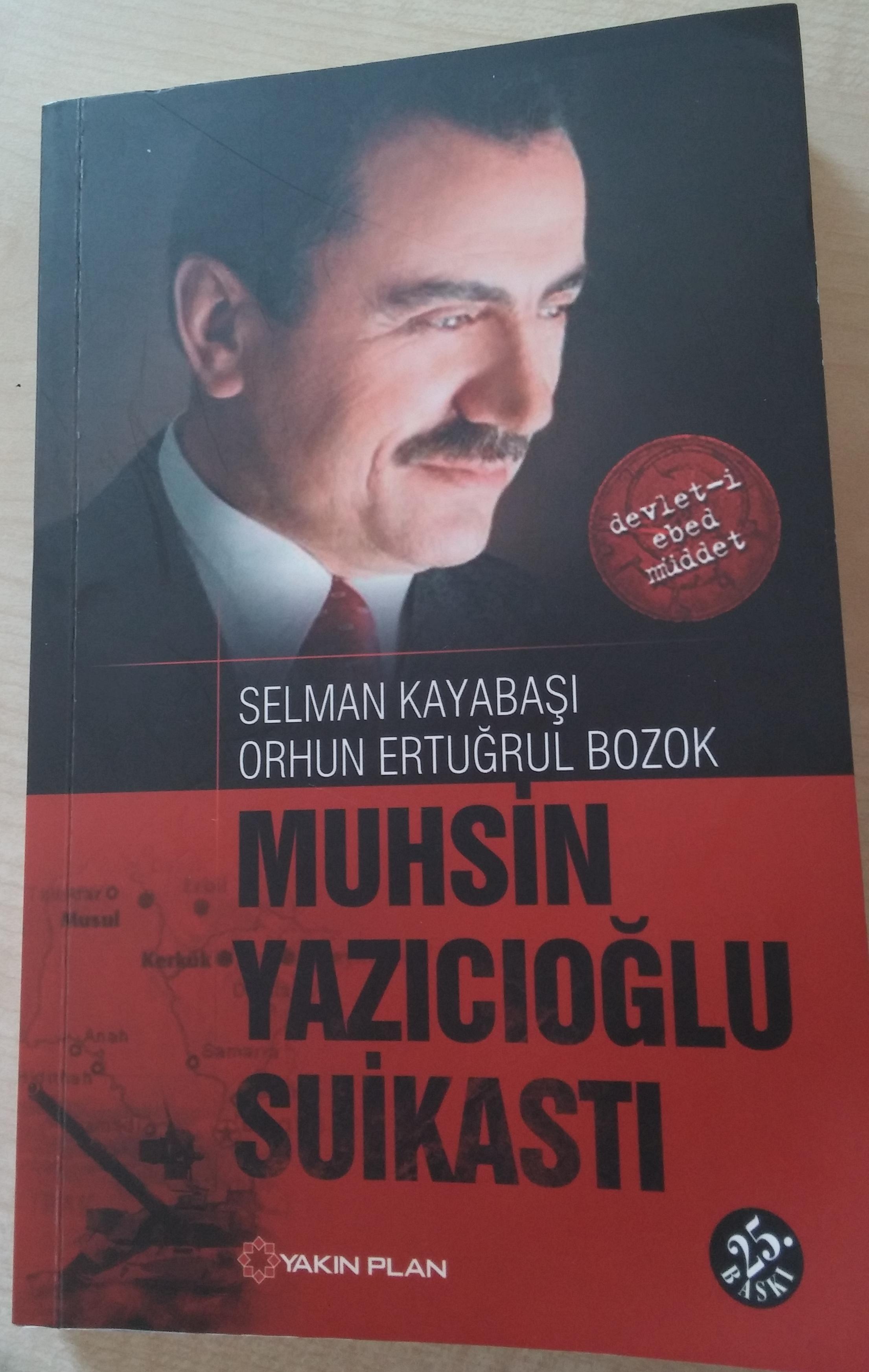 Muhsin Yazıcıoğlu Suikasti