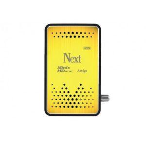 Next Minix Amigo HD Uydu Alıcı Güncelleme