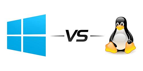 Windows ve Linux karşılaştırması - İkisinin iyi ve kötü olduğu alanlar