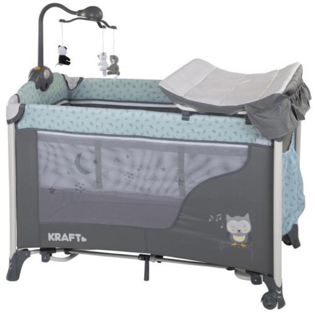 Kraft Joy Oyun Parkı - Park Yatak 60x120