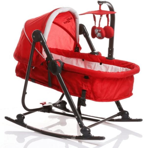 Baby & Plus 6 Fonksiyon bir arada Ana Kucağı